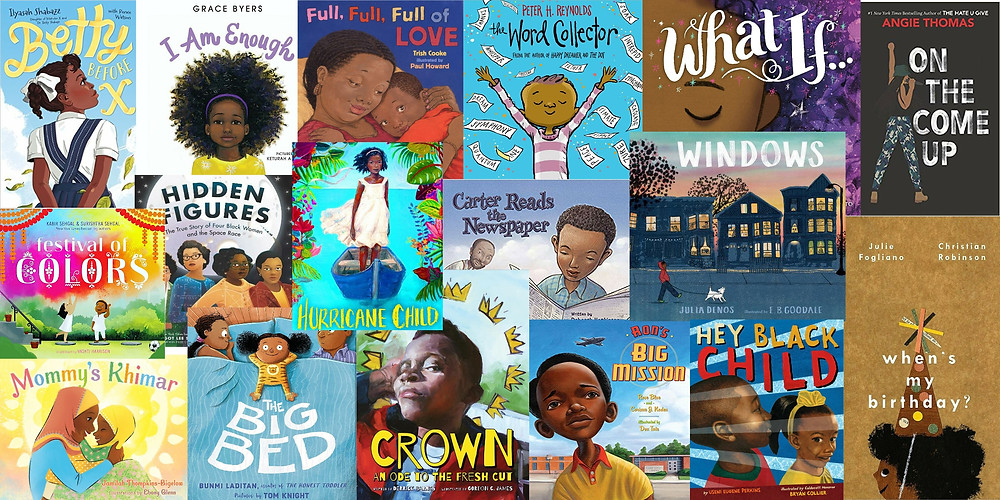 I Am Enough Children's Books, Antiracism Book Fesitval