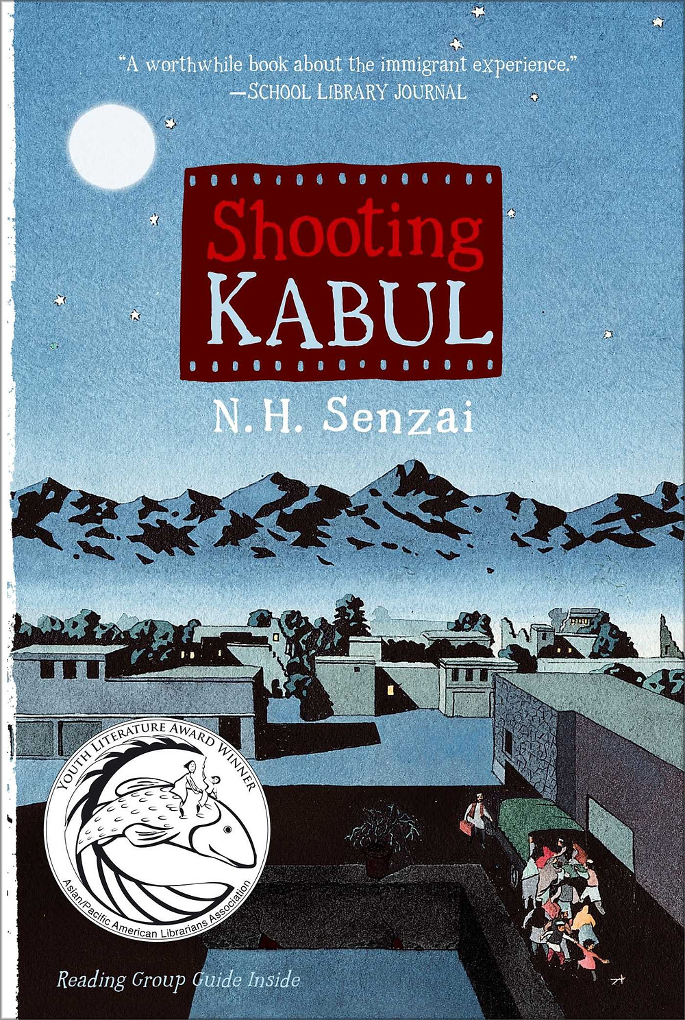 Shooting Kabul ChildrensBook September 11
