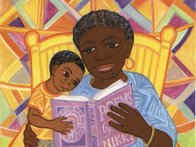 Poetry Love: Celebrate National Poetry Month With These Great Children's Books