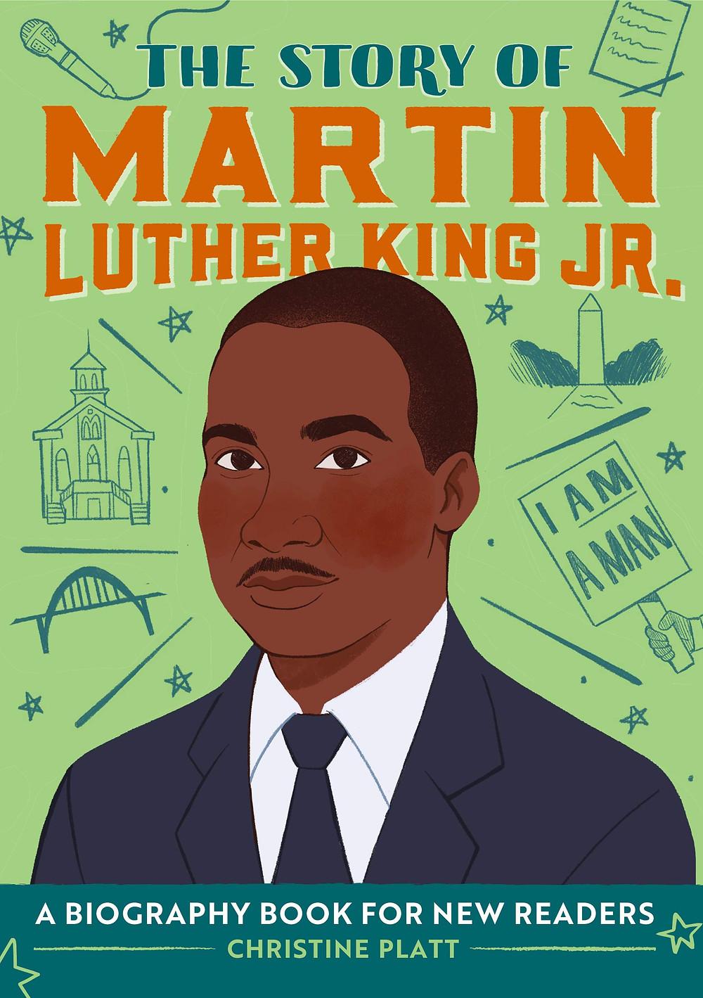 Christine Platt the story of Martin Luther King Jr