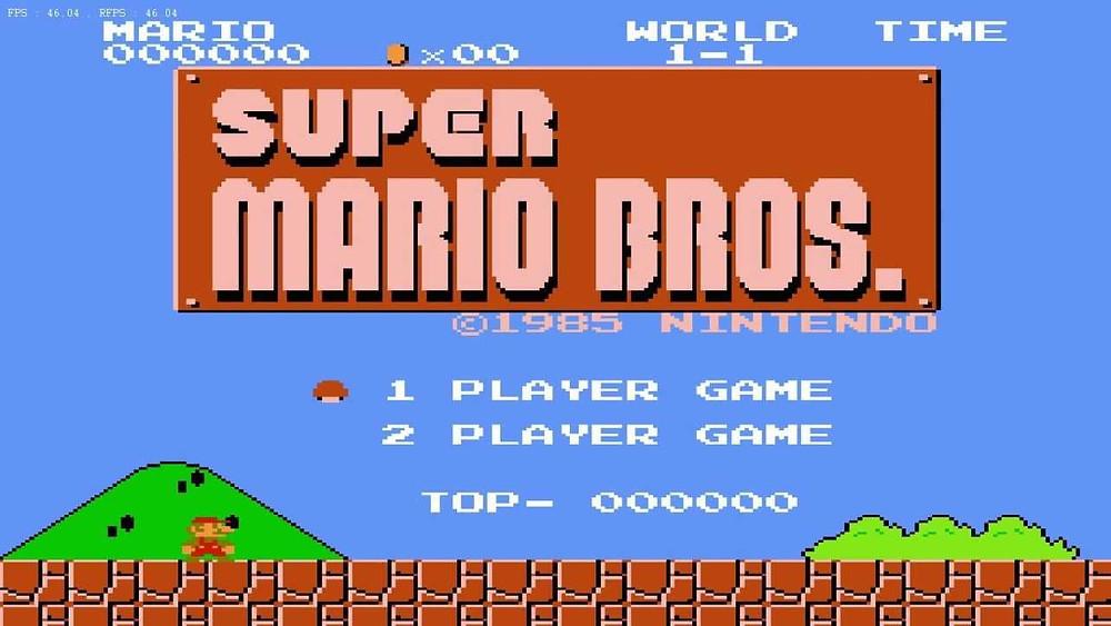 Super Mario Bros Marriage Proposal