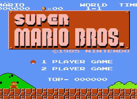 Super Mario Bros Helps Couple Find a Next Level Kind of Love