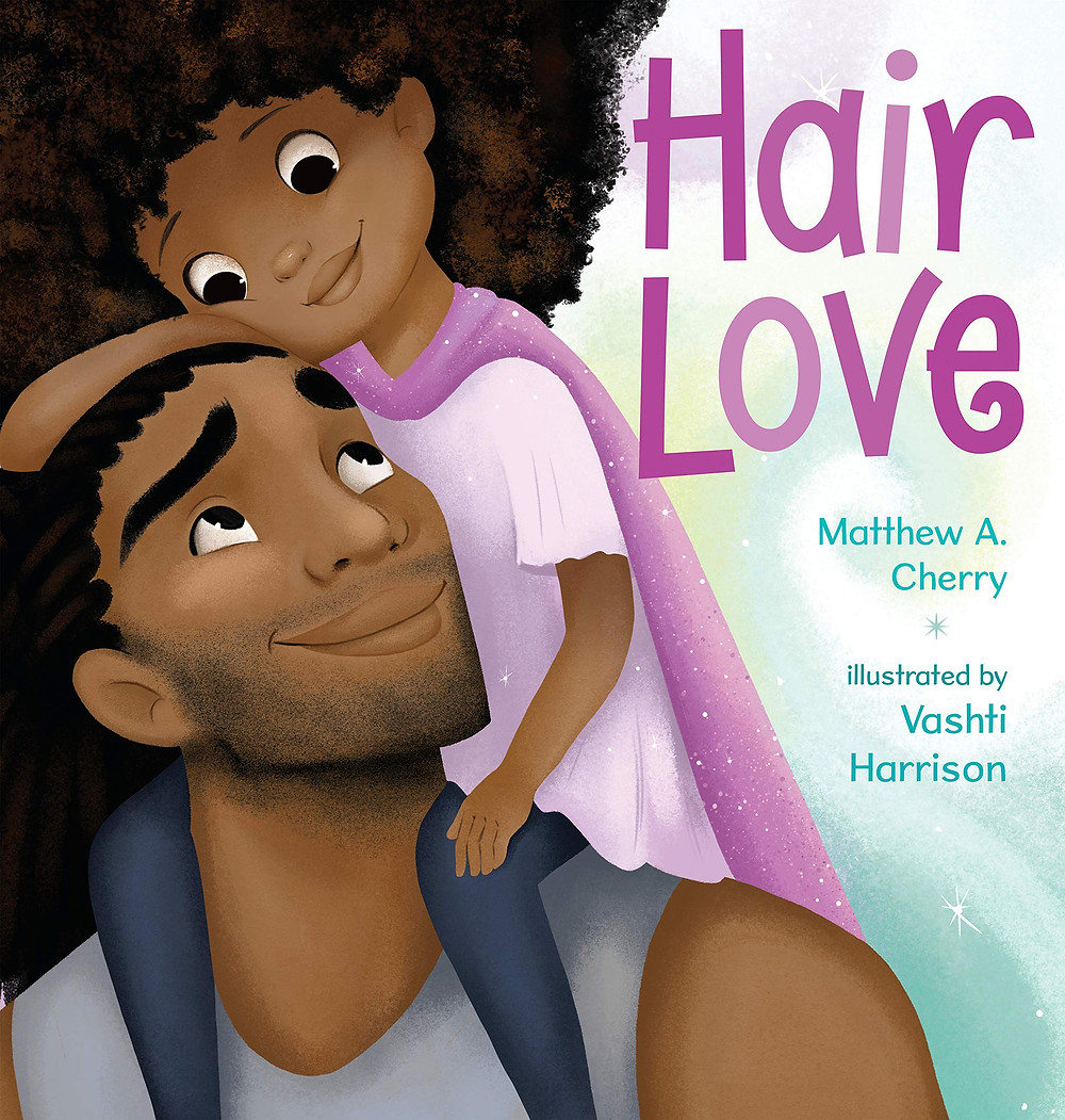 Hair Love Children's Books Diverse Valentines Day