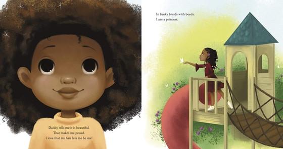 #hairlove HelpingKidsRise #childrensbooks