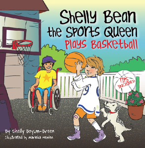 Shelly Bean the Sports Queen