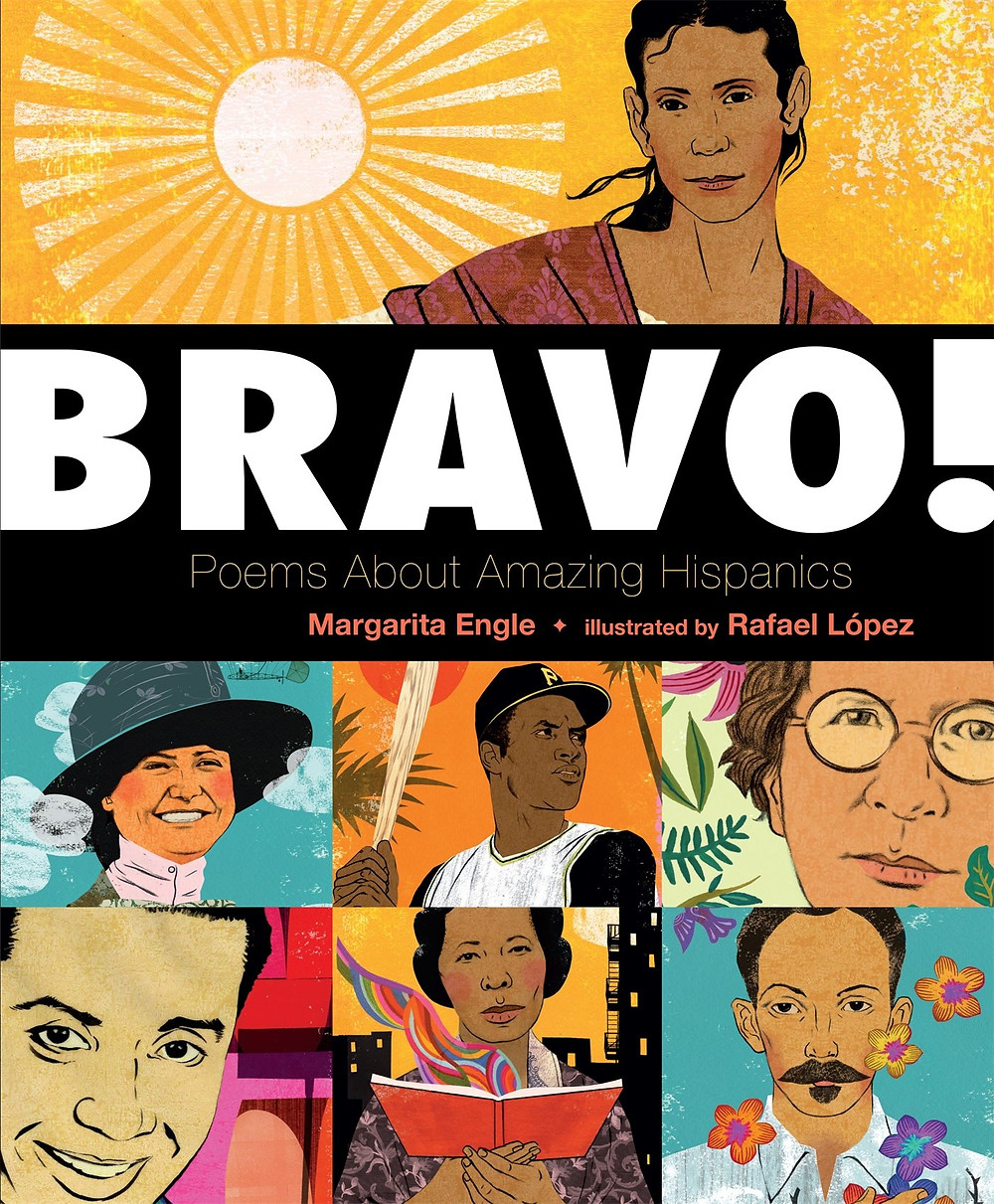 Bravo! Poems About Amazin Hispanics Children's Book