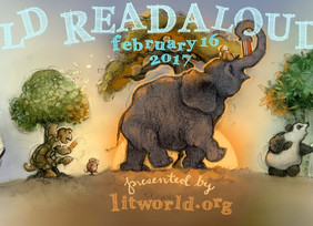 World Read Aloud Day: Opening Worlds by Opening Books