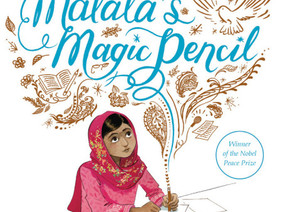 Inspire Children to Find the Magic All Around Them with Malala's Magic Pencil