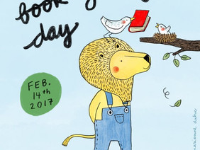 3 Ways You Can #ShareTheLove on International Book Giving Day