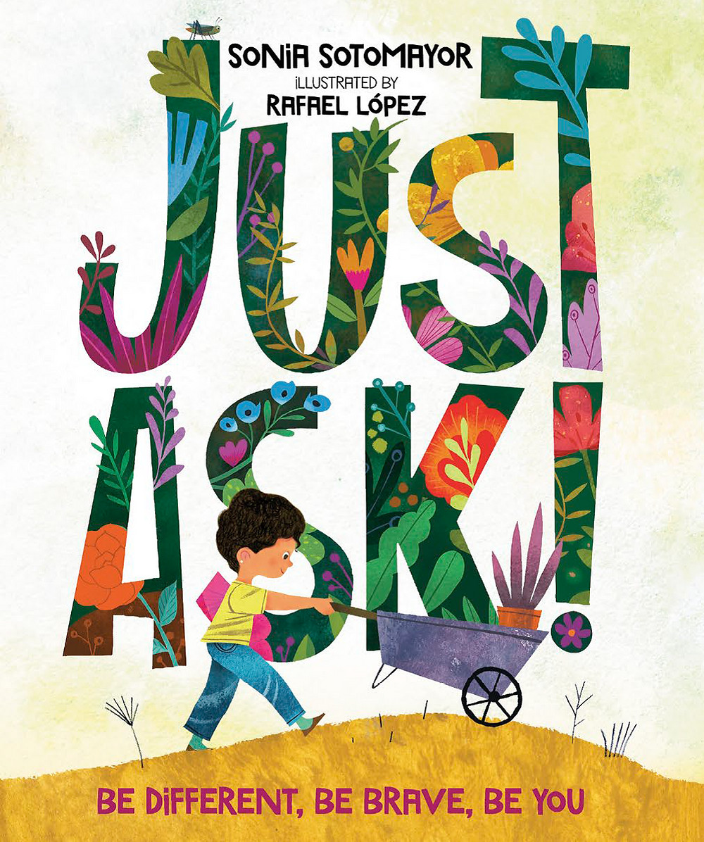 Just Ask Sonia sotomayor childrens book