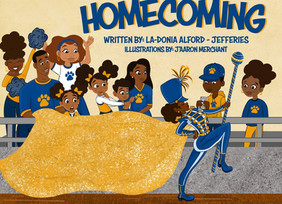 HBCU Homecoming Children's Book Celebrates Historically Black Colleges and Universities