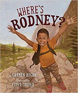 Where's Rodney books about Black Boys