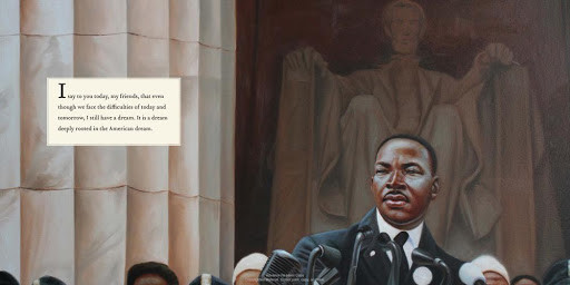 Children's Books to honor Dr. King's Legacy