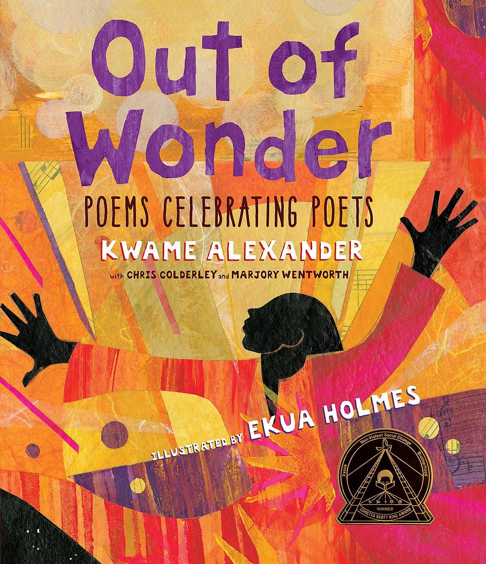 #outofwonder #kwamealexanderbooks #poetryforkids