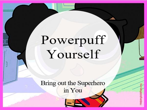 "Powerpuff Yourself ""Cartoon Network"""
