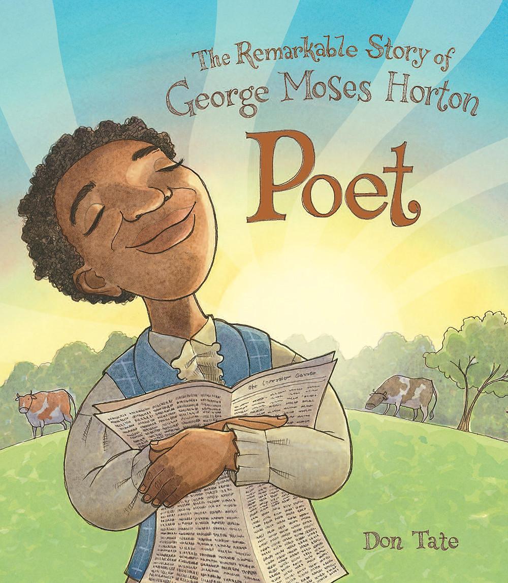#georgemoseshorton #dontatebooks #poetrybooksforkids