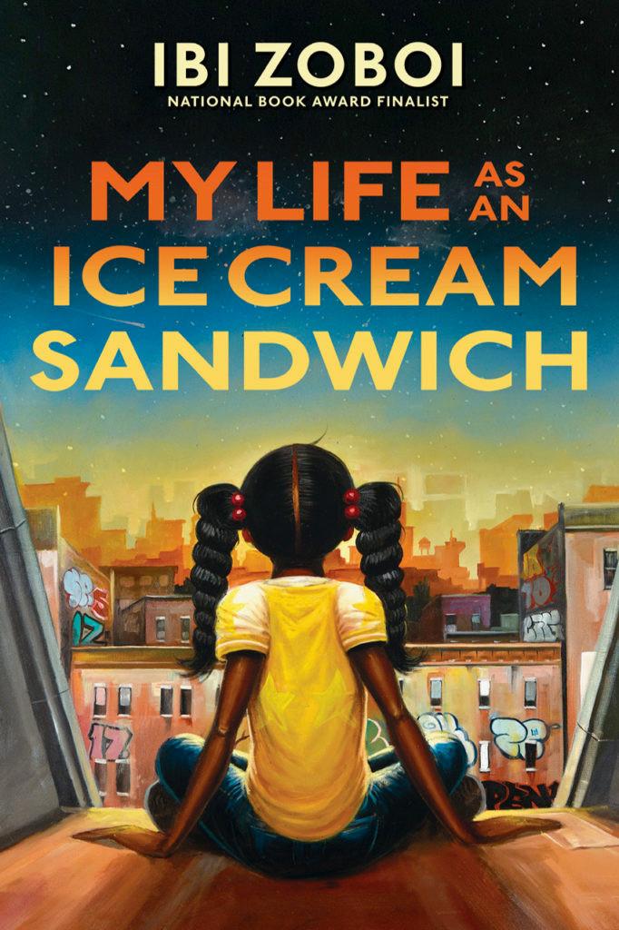 My Life as an ice scream sandwich