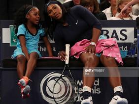 Serena Williams Talks Recess, Spelling Bees, and #BestSchoolDay