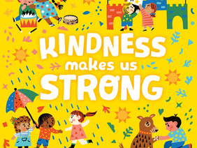 Kindness Matters: Diverse Children's Books that Teach Kindness and Empathy