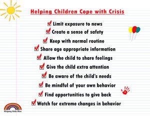 Help Children With Crisis #Kids
