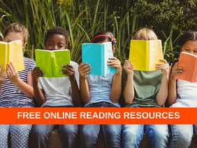 Free Reading Resources for Learning at Home