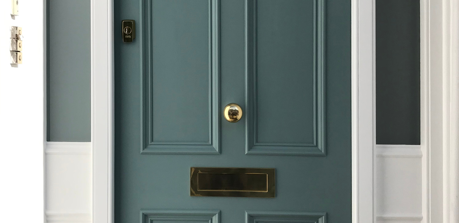 Period Victorian doors