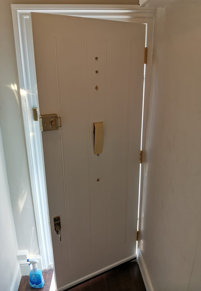 Bespoke Regency door