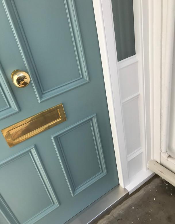 Bespoke Victorian doors