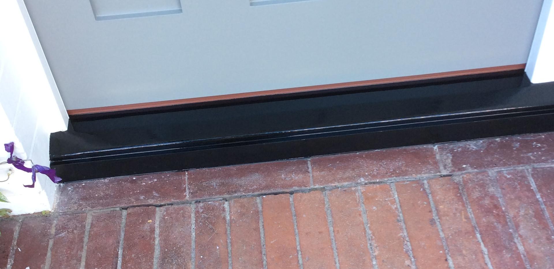 Bespoke front door