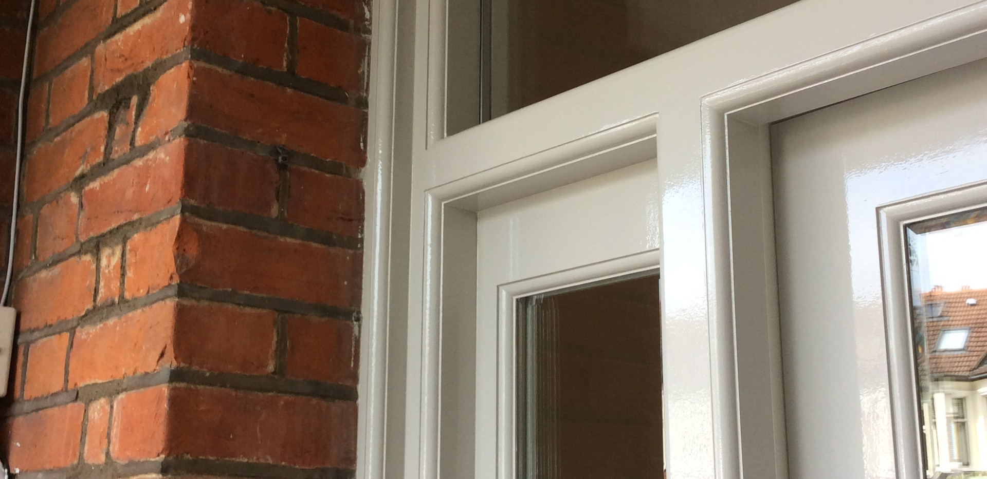 London front door