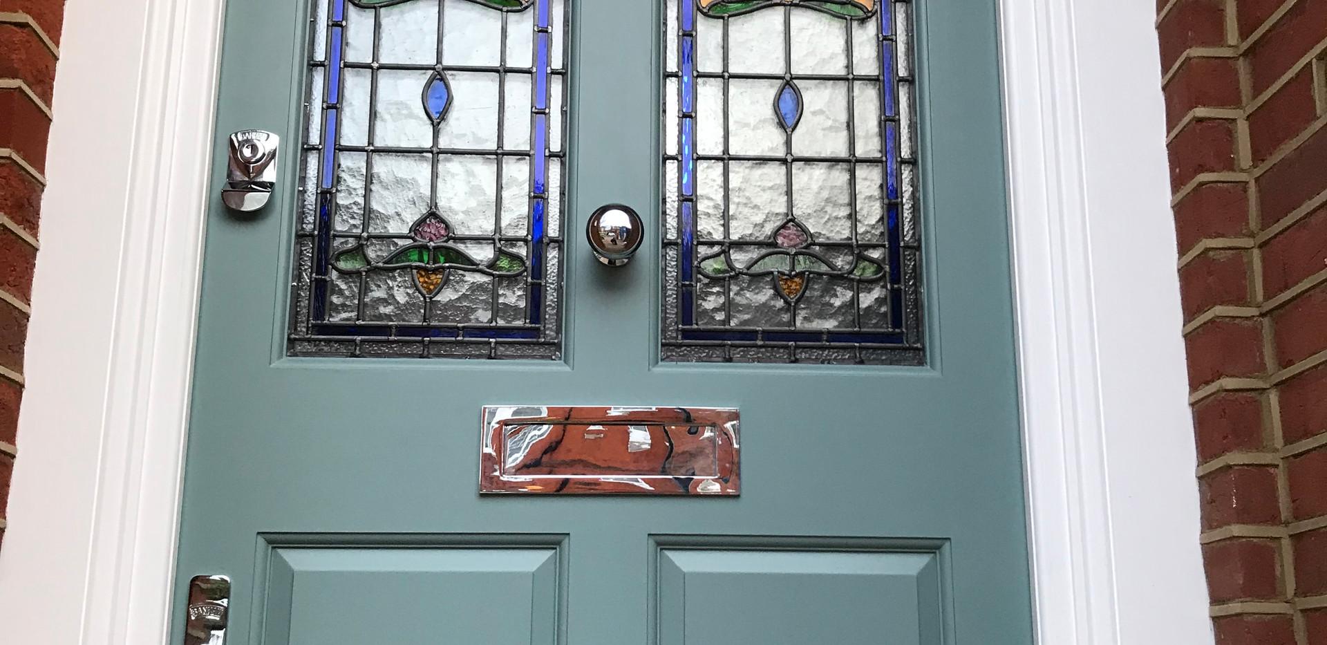 Front doors London