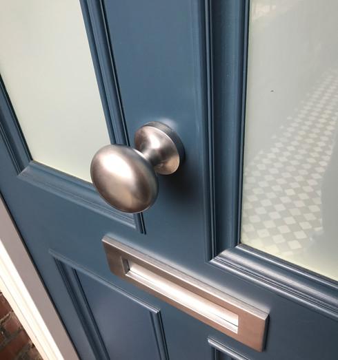 Victotian front door