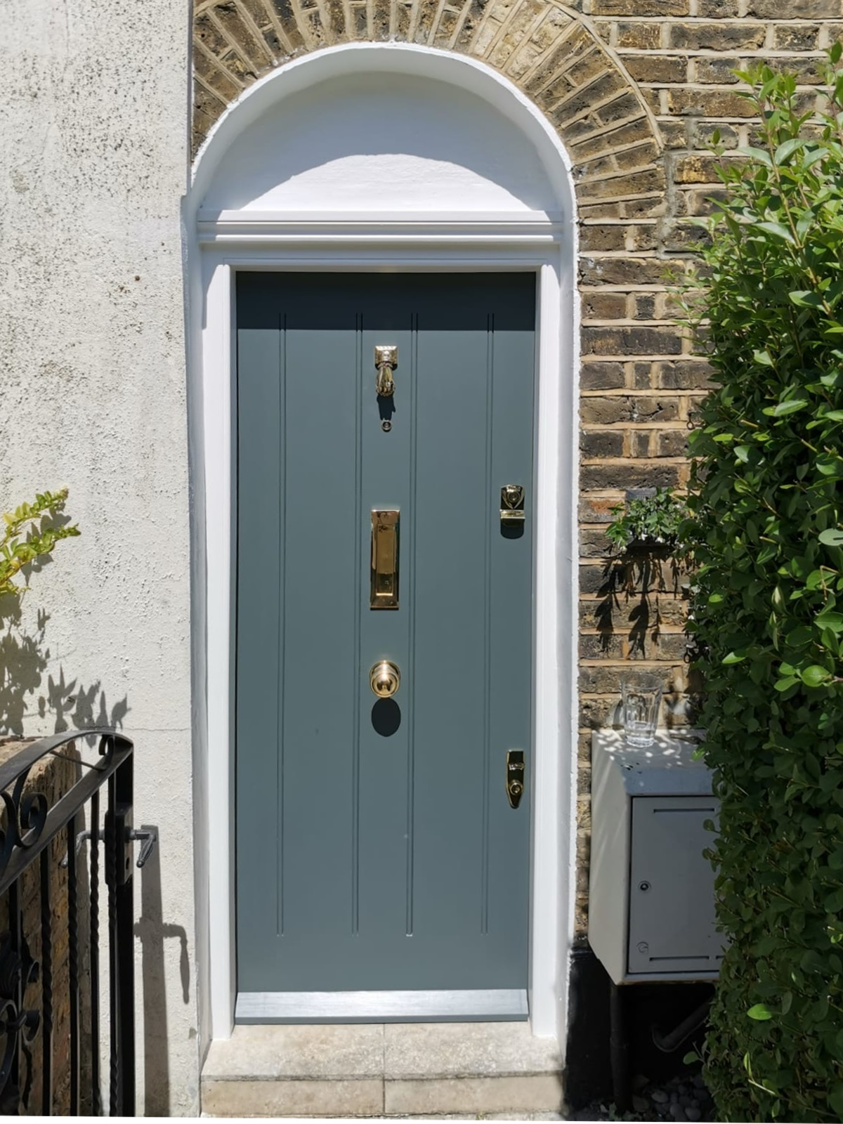VicRegency front door