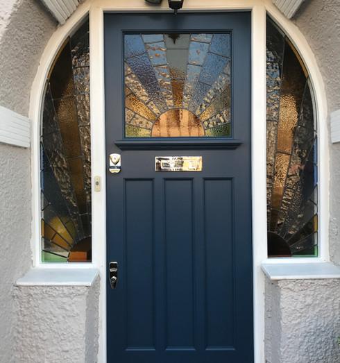 London door