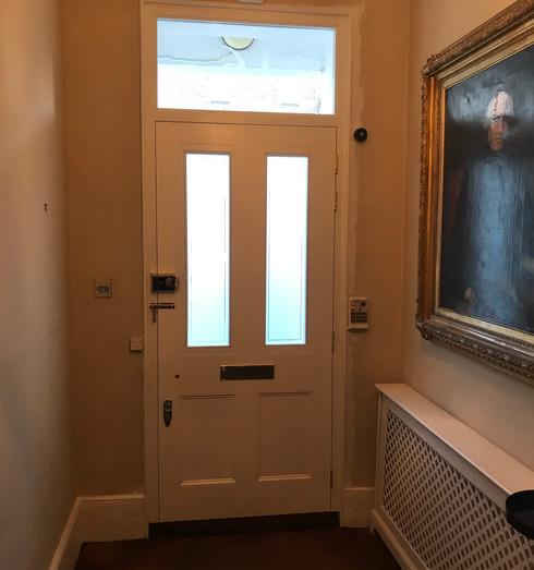 1920's front door