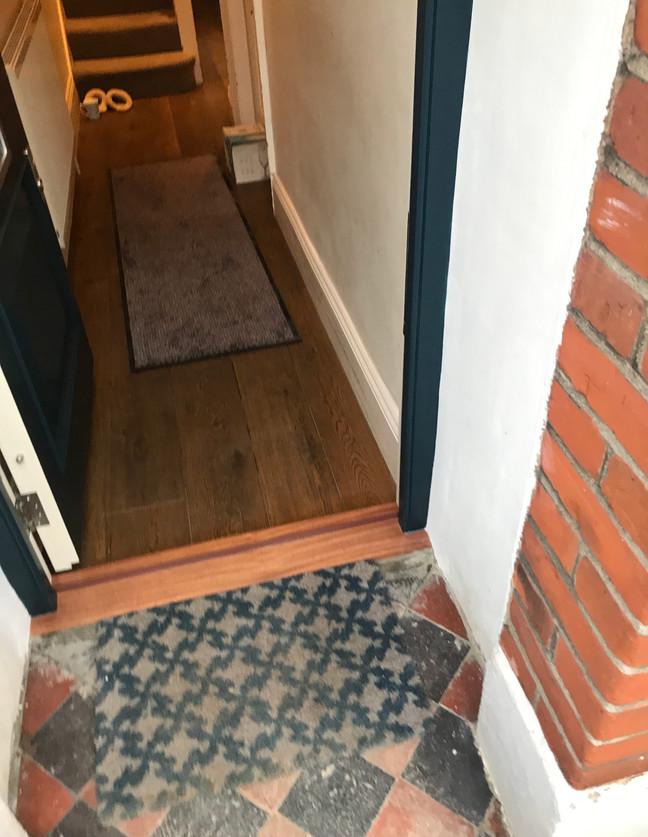 Bespoke front doors