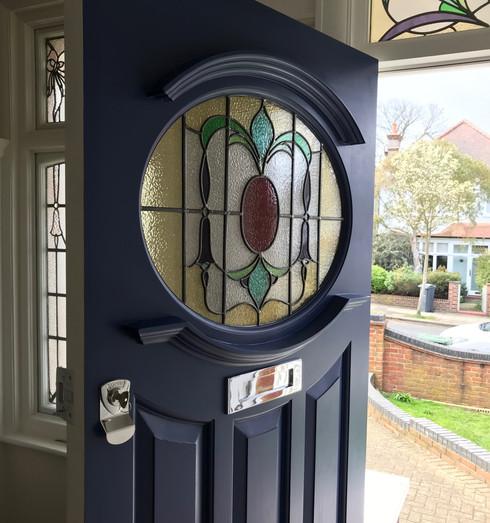 Period front doors
