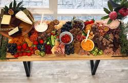 10 person antipasto table
