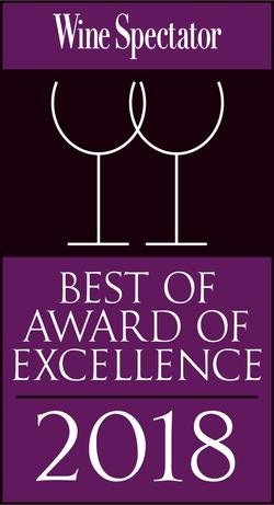 Wine award 2018
