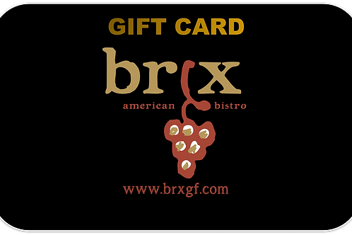 BRX Gift Card