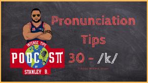 Pronunciation Tips   30 - /k/