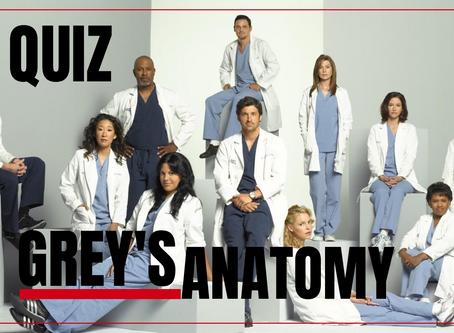 Quiz | Grey's Anatomy! Será que você é fã?