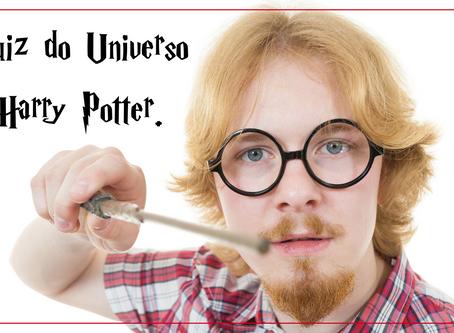Quiz | Você consegue citar fatos do universo Harry Potter baseado nas questões anteriores?