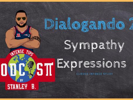 Dialogando 25 | Sympathy Expressions