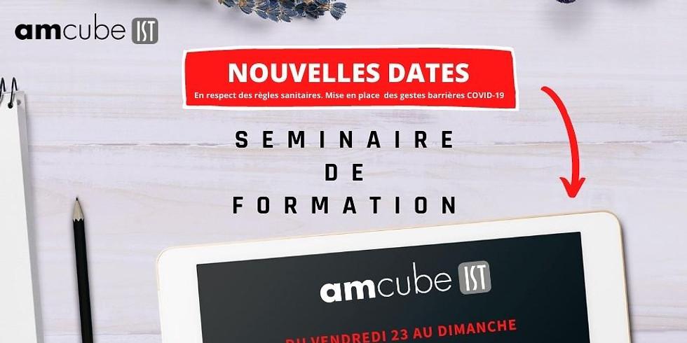 Séminaire de formation AMCUBE à 780 € TTC