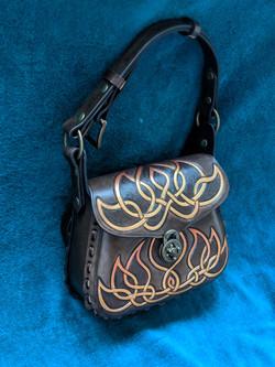 Handbag Aedus knotwork Handbag