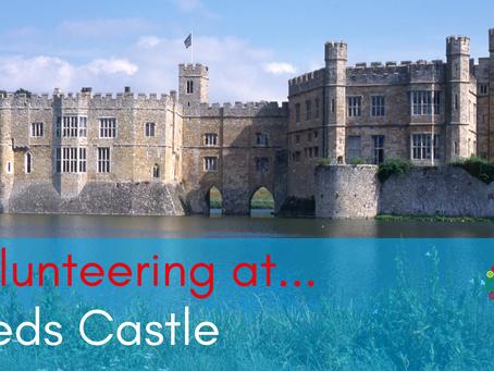 Volunteering at... Leeds Castle