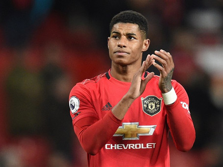 "Marcus Rashford: ""Just look at what we can do when we come together"""