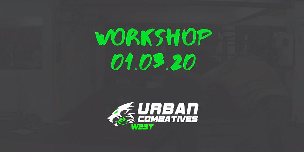 UCW Workshop March