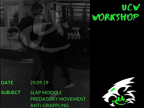 UCW Workshop 29.09